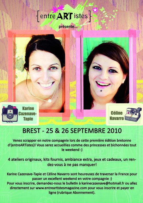 Affiche BREST-WEB